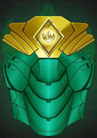 Green Iron Ranger by joshjen10