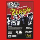 THE CLASH LAS LOCAS QUARTAS by RighteousBear