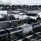 Interbay Rail Yard by Gary Rea