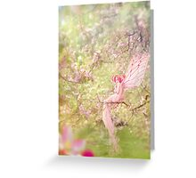 Apple Blossom Greeting Card