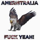 Ameristralia Eaglekoala (#2) by HeyHaydn