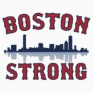 Boston Strong by BurbSupreme