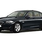 Bmw 5 Series Price by Yash2015