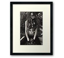 Melise IV Framed Print