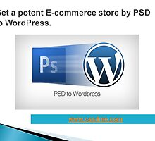 Power up your e-commerce store by css4me123