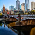 Princes bridge by collpics