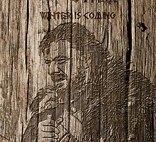 Eddard Stark - Carved case by satansbrand