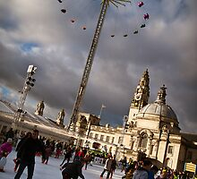 Cardiff Winter Wonderland by mlphoto