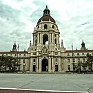 Pasadena City Hall in (high dynamic range) by philw