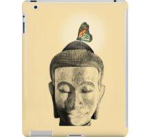 Buddha - tranquil iPad Case/Skin