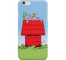 Spike and Pewee iPhone Case/Skin