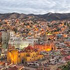 A Morning in Guanajuato by Alejandro  Tejada