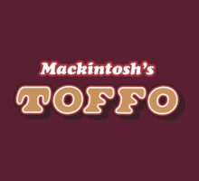 Retro Mackintosh's Toffo toffee chews  by unloveablesteve