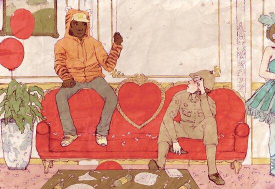 Love at First Sight by Jasmin Garcia-Verdin