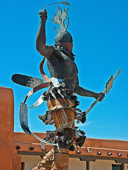 Santa Fe Indian by David DeWitt