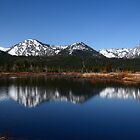 Mountain Reflection by Jonathan Hill, Jr.