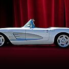 1959 Corvette Roadster VII by DaveKoontz