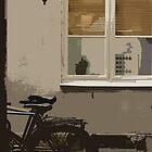 Bicycle House by AMGunn