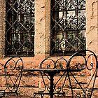 Teatime at the Castle by AMGunn