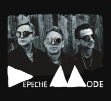 Depeche Mode : Photo form Delta Machine by Luc Lambert