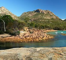 Freycinet National Park  Tasmania by MisticEye
