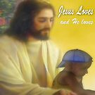 Jesus Loves by Rue McDowell
