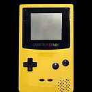 Gameboy Color by grungeandglam