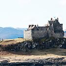 Duart Castle, Isle of Mull by Richard Greenwood