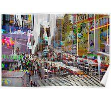 New York 3 Poster