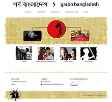 Website design & development for Garbo Bangladesh by roopokar