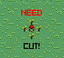 Pokèmon - Need Cut!!! by Lunil