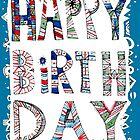 Birthday card by nefos