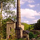 Leawood Pump House, Cromford by Rod Johnson
