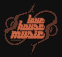 Love House Music by HOTDJGEAR