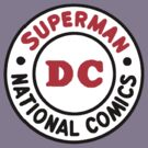 DC Logo 1949 by SwiftWind