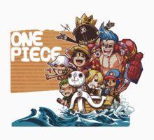 One Piece  Kids Clothes