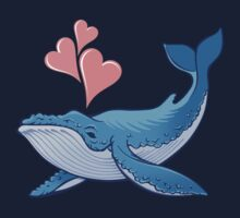 Whale Love! by rubyred