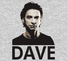 Depeche Mode : Dave - Black by Luc Lambert