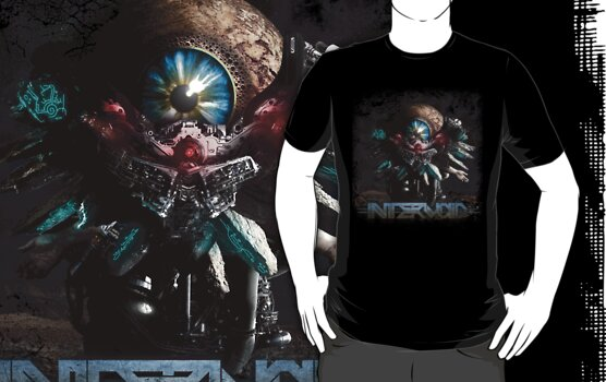 Oculus 2 Shirt by Visceral Creations