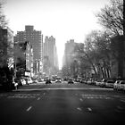 New York City Street by Jasper Smits