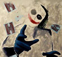 Joker by thehylian