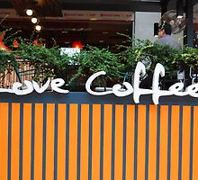 Love Coffee by Leanne Christmas