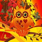 Owl - love by harietteh