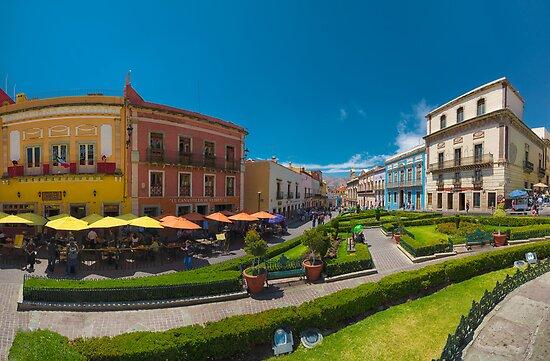 Plaza de la Paz by Alejandro  Tejada