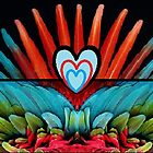 Parrot Love by Teca Burq