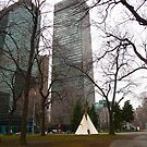 A Teepee in Montreal by MarianBendeth