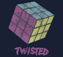 Leonard's Twisted Rubik's Cube by KDGrafx