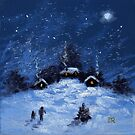 """Silent Night"" by Tatiana Roulin"
