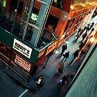 Chicago streets by possumhollow