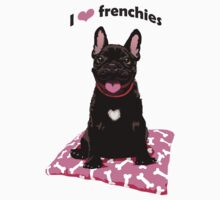 I heart frenchies by Matt Mawson